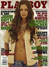 US-Playboy 04/2010   CANDICE BOUCHER    April/2010
