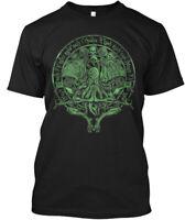 Cthulhu Green Variant Hanes Tagless Tee T-Shirt