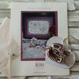 Shepherd's Bush Family Sampler Counted Cross Stitch Kit 2007