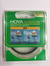 Genuine Hoya 55mm HIGH QUALITY UV Filter