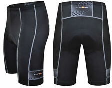 Funkier 10 Panel Active Padded Cycling Shorts 4XL Black