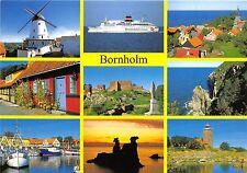 BG10046 bornholm windmill ship bateaux   germany