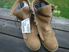 Army Military Combat Boots. Coyote Hot Weather (9R) New