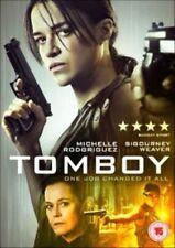 TOMBOY WALTER HILL MICHELLE RODRIGUEZ SIGOURNEY WEAVER PRECISION UK 2017 DVD NEW