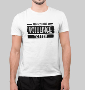 Professional Patience Tester KIDS T-Shirt Funny Tee Top