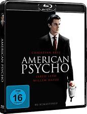 American Psycho - Uncut [Blu-ray/NEU/OVP] Christian Bale - Romanvorlage Bret Eas