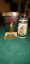 Athens 1896 Atlanta 1996 Centennial Official Olympic Games Stein NEW