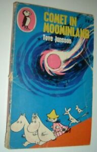Comet in Moominland by Jansson, Tove Book The Cheap Fast Free Post