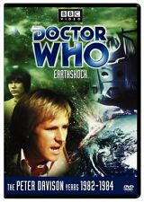 NEW - Doctor Who: Earthshock (Story 122)