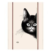 Torchons & Bouchons French Cat Chat Souris DUBOUT Art Kitchen Gift Towel $19.95