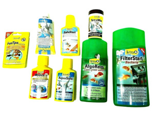 ORIGINAL TETRA Food, Tablet, Fungistop, flakes DIFFERENT PRODUCTS SEE DETAILS