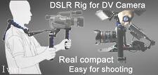 DSLR Rig Movie Kit Shoulder Mount for Canon 550D 600D 7D 5DIII 60D 1100D 650D 6D