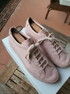 Great condition - Common Projects Pink EU41