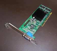 VGA Video Card  Jaton 3DForce2 MX Graphics & Multimedia Accelerator TESTED WORKS
