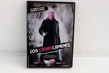 LOS CRONOCRÍMENES - NACHO VIGALONDO - DVD - KARRA ELEJALDE - CANDELA FERNÁNDEZ