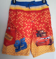 Disney Cars Mater Team 95 Time For a Tune-Up Boys Swim Trunks 18 months