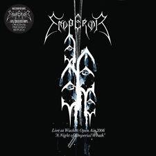Emperor Live 2006 at Wacken Open Air 2lp Vinyl 2017