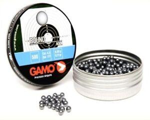 Pallini GAMO Round calibro 4,5 per carabina aria compressa