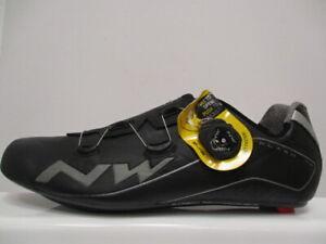 Northwave Flash Th Fahrrad Schuhe Herren UK 11 US 12 Eu 45 CM 29.3 Ref F365
