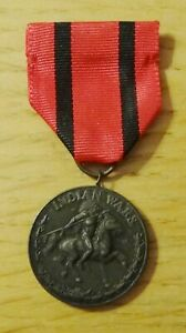 U.S. ARMY INDIAN WARS CAMPAIGN MEDAL