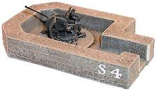 Artmaster 80.199 kleine Flakstellung für 2 cm Flak H0 1:87 Bausatz Keramik