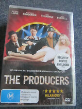 Dvd The Producers Brand New Sealed Great * Must See *