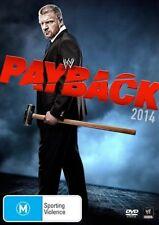 WWE - Payback 2014 (DVD, 2014) - Region 4