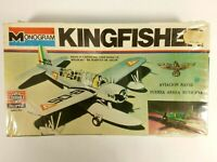 Monogram Kingfisher OS2U USN Navy Aircraft Plane Model Kit 5304A 1/48 Sealed