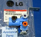 New Genuine Oem Lg Mjx41869202, Mjx41869201 Refrigerator Water Valve Assembly photo