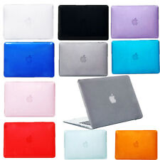 For Macbook Air Pro Retina 11 12 13 15 in Hard Case Cover Laptop Shockproof Skin