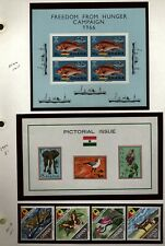 Ghana Great NH Topical collection Fish,Animals ,Birds $121.00