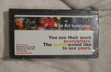 The Art Institutes Pittsburgh PA School Vhs Tape