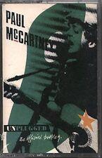 PAUL MCCARTNEY - Unplugged  #65753 SEALED Cassette