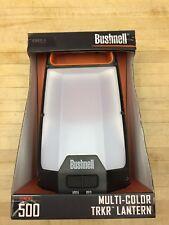 Bushnell Multi-Color TRKR Lantern; 3 Brand new Hand Lanterns; 500 Lumens.