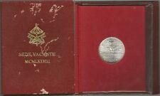 VATICANO - 500 Lire Argento Sede Vacante 1978 (1)