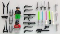 LEGO Minifigures and Accessories / Weapons / Guns. Brand New! Glow in the dark.