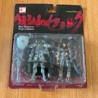 """Berserk 3.14/"""" Mini Figures Series 1 GUTS HAWK SOLDIERS MOC"""