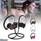 Wireless Bluetooth Headphones Earbuds Waterproof Sport Headset In Ear with Mic