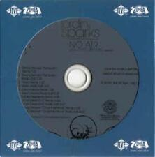 Jordin Sparks: No Air (Remixes) PROMO w/ Artwork MUSIC AUDIO CD Jason Nevins 11t