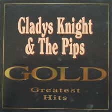 GLADYS KNIGHT & THE PIPS - GOLD - GREATEST HITS  - CD