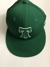 New listing Phillies St. Patrick's Day Hat New Era 59FIFTY Fitted Cap Size 7 1/4