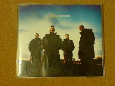 EAST 17 - LET IT RAIN - CD SINGLE - CD SINGLE