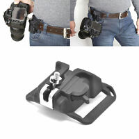 Camera DSLR Fast Loading Hanger Waist Belt Buckle Holder Mount Stand Clip Rack