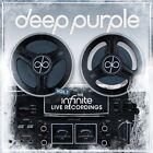 DEEP PURPLE - THE INFINITE LIVE RECORDINGS,VOL.1 3 VINYL LP NEW!