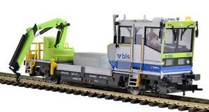 Viessmann 2622 Spur H0 ROBEL Gleiskraftwagen BLS , Funktionsmodell für 2L