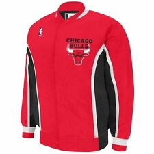 Chicago Bulls Mitchell & Ness NBA Authentic OnCourt WarmUp Jacket Jordan Sz L