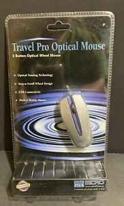 Travel Pro Optical Mouse New in Package