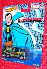 Hot Wheels MARVEL Dr. Strange GMC MOTORHOME   Real Riders DJG97-4B10