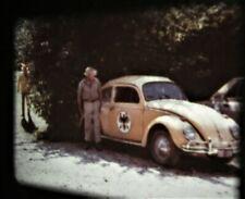 SUPER-8-FILM EIN KÄFER GEHT AUFS GANZE 1.TEIL 120m TON VW VOLKSWAGEN DUDU 1971