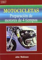 Motocicletas - reparacion de motores de 4 tiempos